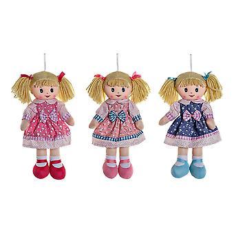 Rag Doll DKD Home Decor (3 pcs) (20 x 7 x 40 cm)
