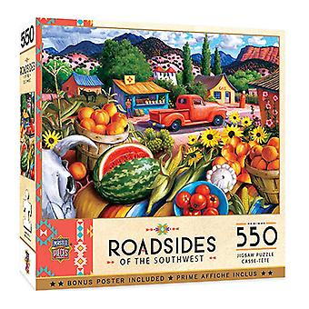 MP Roadside of the S.W. Puzzle (550)