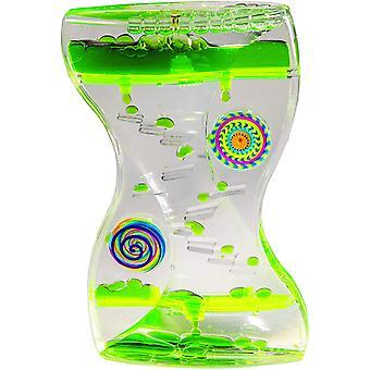 71007 Emotion Pearl-2 Rad Wassertreppe Spirale, Grün