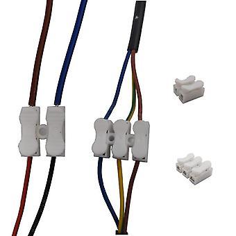 2 контакта 3pins Ch2 Ch3 Электрические кабельные разъемы..