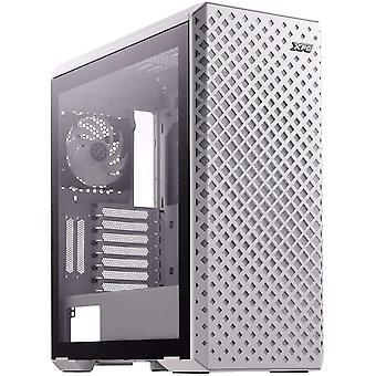 ADATA XPG Defender Pro ARGB Gaming Case w/ Glasfönster, E-ATX/EEB, Mesh Front w/ ARGB Strips, 3 ARGB Fläktar, ARGB Controller, Vit