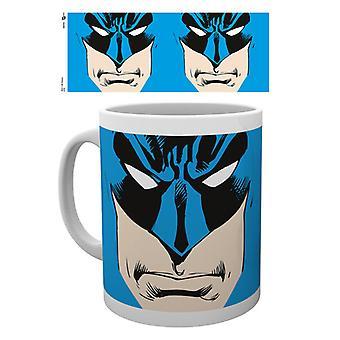 DC Comics Batman Face Mug