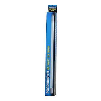 "Pondmaster UV Replacement Bulb - 40 Watts - 19.5"" Long x 5/8"" Wide"