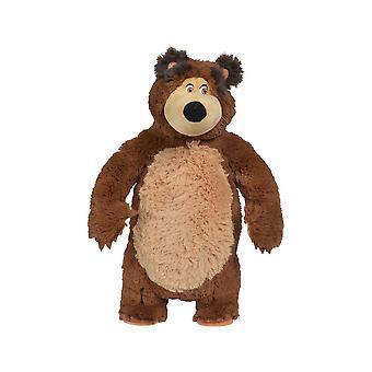 Masha & The Bear 40cm Bear Soft Toy