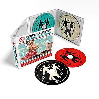 Various Artists - Dreamboats & Petticoats CD