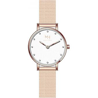 Marco Milano Rose Gold Stainless Steel MH99214SL1 Women's Watch