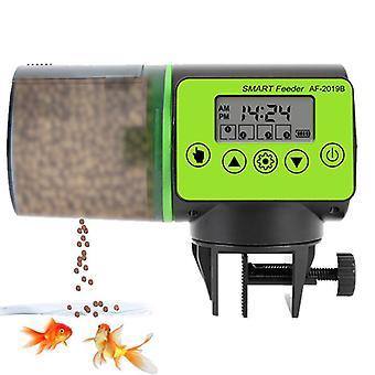 Electric?Fish?Feeders?Auto?Fish?Feeder?Timer?Fish?Food?Dispenser?Pet?Supplies