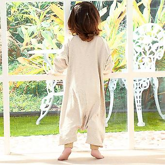 Infant And Children Single Layer Organic Cotton Embroidered Sleeping Bag