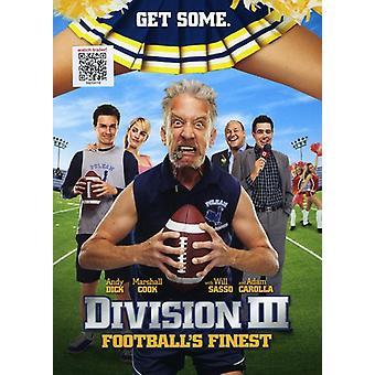 Section 3: Du Football meilleur [DVD] USA import