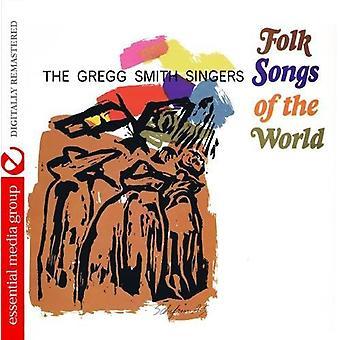 Gregg Singers Smith - Folk-Songs der Welt [CD] USA import