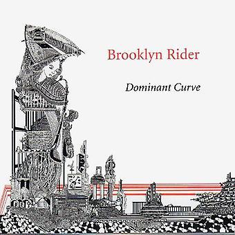 Brooklyn Rider - Dominant Curve [CD] USA import