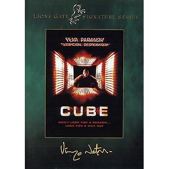 Cubo de importación de Estados Unidos [DVD]