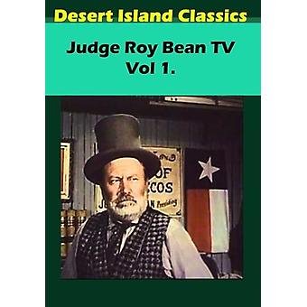 Juge Roy Bean TV 1 [DVD] USA import