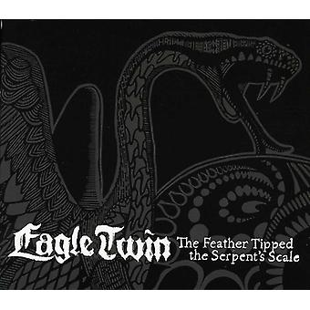 Eagle Twin - Feather Tipped the Serpent's Scale [CD] USA import