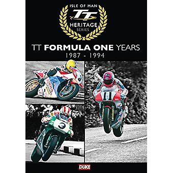Isle of Man Tt Formula One Hig [DVD] USA import