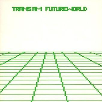 Trans Am - Futureworld [CD] USA import