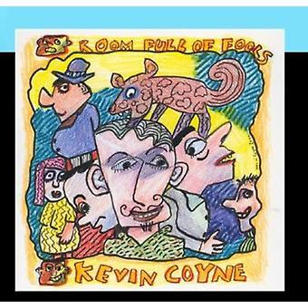 Kevin Coyne - Room Full of Fools [CD] USA import