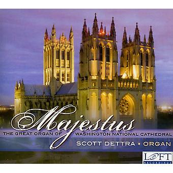 Copland/Dupre/Franck/Bingha - Majesties: The Great Organ of Washington National Cathedral [CD] USA import