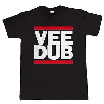 Vee Dub, Mens Car & Camper T-Shirt
