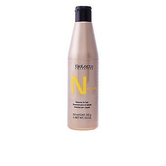Salerm nutrienti vitamine di Shampoo per capelli 250 Ml Unisex