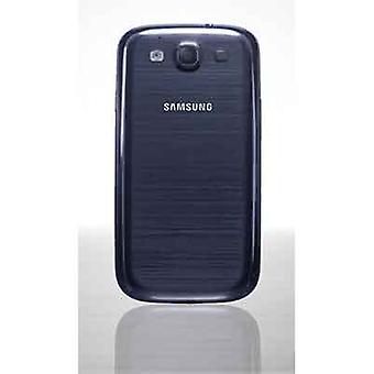 Samsung S3 I9300 bakre deksel-navyblue