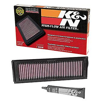 K&N KA-1004 Kawasaki High Performance Replacement Air Filter