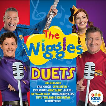 Wiggles - Duets [CD] USA import