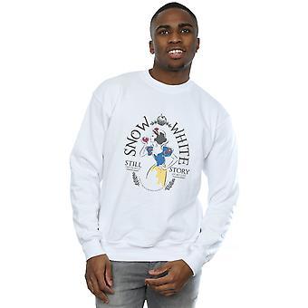 Disney Princess Men's Snow White Fairest Story Sweatshirt