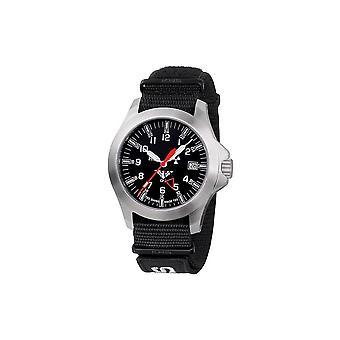KHS zegarki męskie zegarek GMT LDR KHS plutonu. PGLDR. NXT7