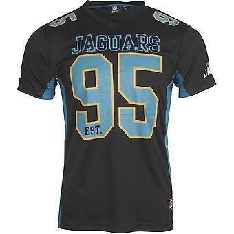 Majestic mesh polyester Jersey shirt - Jacksonville Jaguars