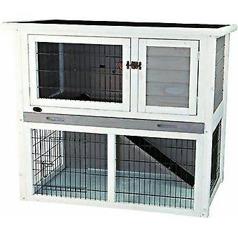 Trixie Rabbit Hutch with Outdoor Facility (Small pets , Cages and Parks)