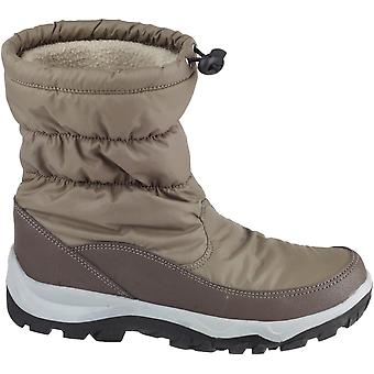 Cotswold damer Polar veksle festing Fleece foret snø Boot Brown
