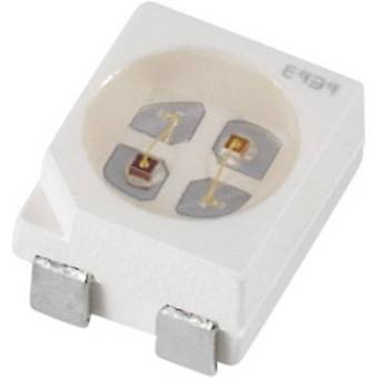 OSRAM LSG T670 SMD LED (meerkleurig) PLCC4 rood, groen 8 mcd, 10 mcd 120 ° 10 mA