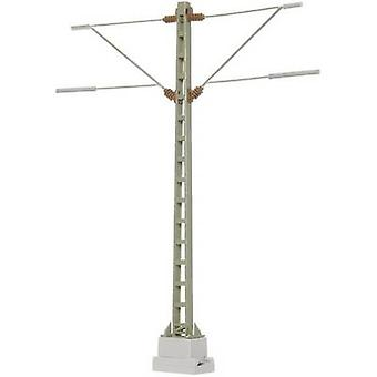 Viessmann 4112 H0 Twin track cantilever mast DB Universal 1 pc(s)
