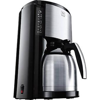 Melitta LOOK Therm Selection Coffee maker Black Cup volume=10 Thermal jug
