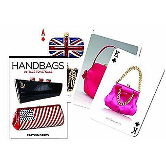 Handbags From Vintage To Versace Set Of 52 Playing Cards + Jokers