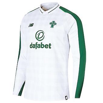 2018-2019 keltischen Away Langarm-Shirt