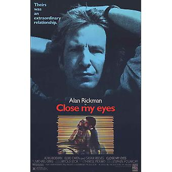 Close My Eyes Movie Poster (11 x 17)