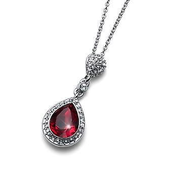 Oliver Weber Pendant Power Rhodium