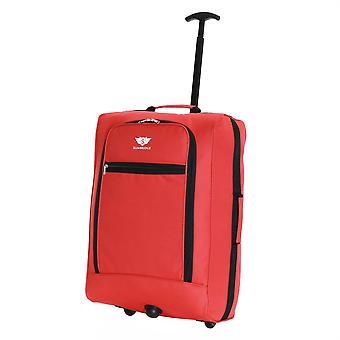 Slimbridge Montecorto cabine Trolley tas, rood