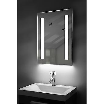 Auto kolor zmiana łazienka LED lustro z kropli & czujnik K205irgb