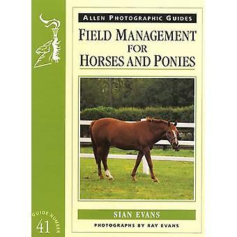 Außendienst-Management für Pferde und Ponys von Sian Evans - Ray Evans - 97