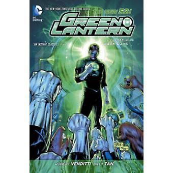 Green Lantern - Volume 4 - Dark Days (52ª edição) por Billy Tan - Robe