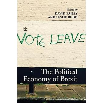 The Political Economy of Brexit door David Bailey - Leslie Budd - 97819
