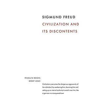 الحضارة وسخط واسطة سيغموند فرويد-كتاب 9780141018997