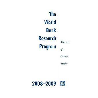 De Wereldbank Research Program: Abstracts van lopende onderzoeken
