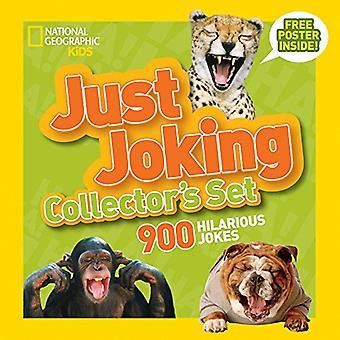 Juste plaisante Collector Set de (coffret)