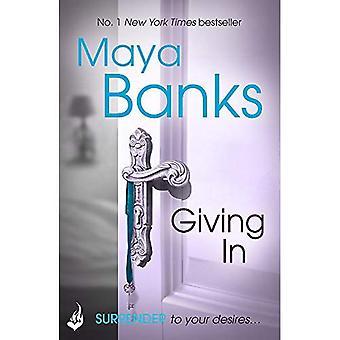 Giving In: Surrender Trilogy Book 2