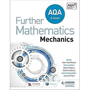 AQA A niveau plus mathématiques mécanique