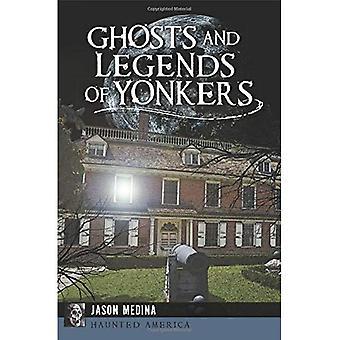 Geister und Legenden von Yonkers (Haunted Amerika)